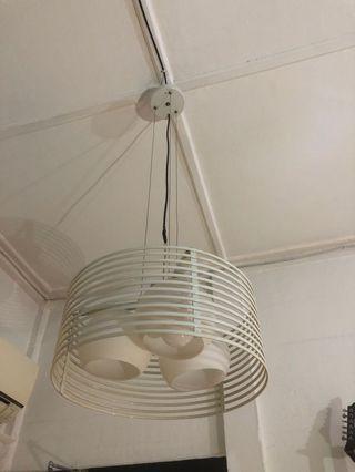 Hanging Lamp x2
