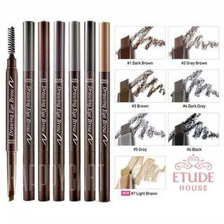 Etude House Drawing Eyebrow original korea