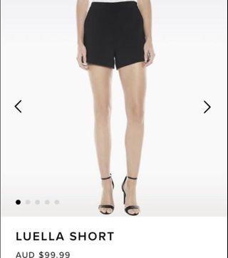 Bardot luella short