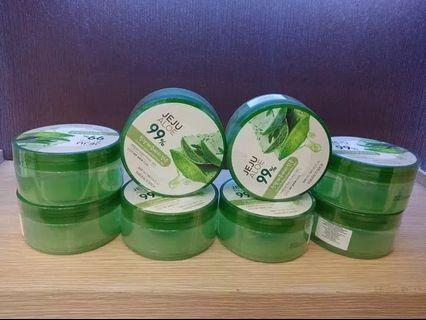 Thefaceshop jeju Aloe fresh Soothing Gel 300 ml original korea