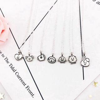 BTS BT21 Necklace