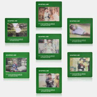 BTS Season Greetings 2019 Baby Photo Photocard