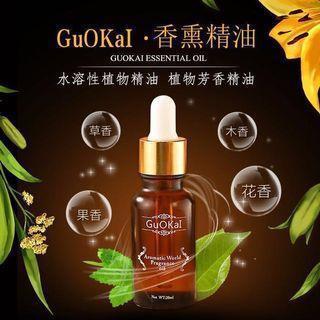 🚚 GuOKai水溶性植物精油(薰香機、薰香爐、加濕器適用)