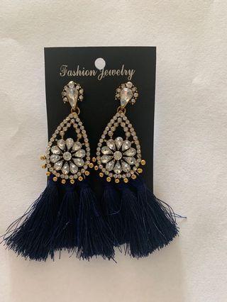 Boho Tassel Drop Earrings