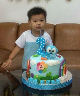 Cake Baby Googoo