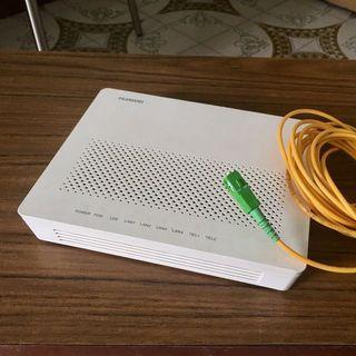 Huawei terminal port / router