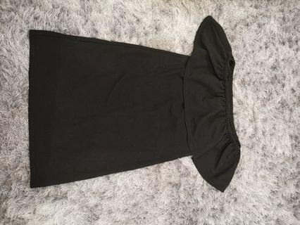 Off shoulder dress size 8