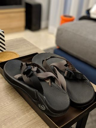 ca3933daf6eb Chaco Sandals (almost new - wore it twice only)