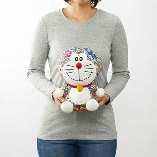 Authentic Deadstock Murakami x Doraemon Plush