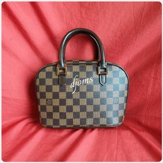 🛑Louis Vuitton Sarria Pm Mini Damier Ebene Bag