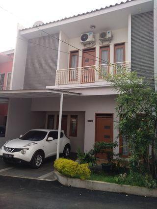 Rumah SIAP HUNI area STRATEGIS dekat ke STASIUN, RAGUNAN dan CILANDAK