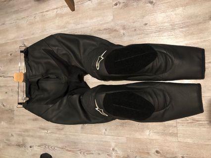 Alpinestars Missile Leather pants 電單車皮褲
