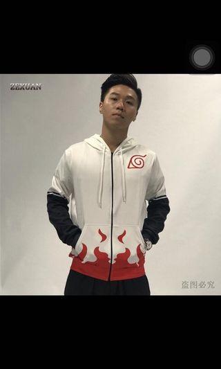 🚚 Custom Made Naruto Hoodie