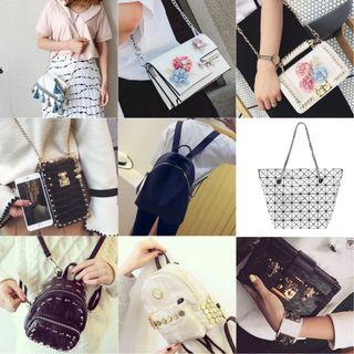 CLEARANCES! Fashion bags shoulder bags clutch