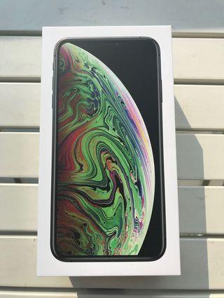 🚚 iPhone XS Max 256 gb space grey