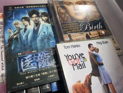 🚚 Assorted DVDs