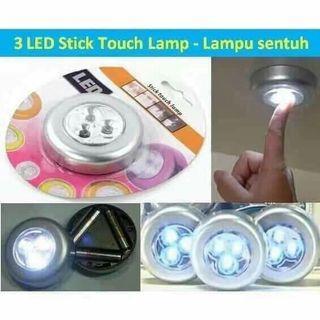 3 LED Stick Touch light