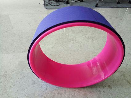 Yoga Wheel (33cm by 13cm)