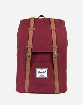 Herschel Retreat Windsor Wine Backpack
