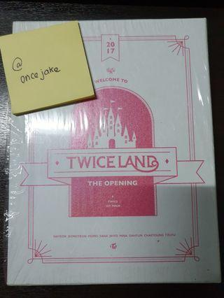 Twice The Opening (DVD)