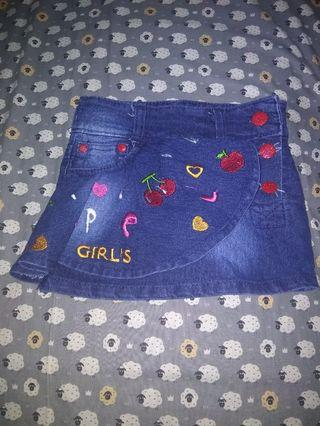 Preloved Rok celana Jeans