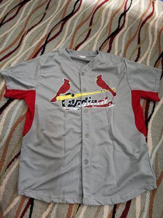Baseball jersey st louis cardinals