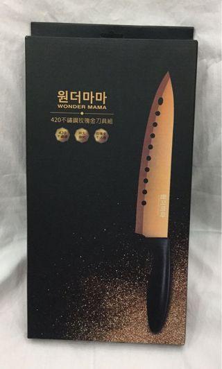 🚚 韓國原裝刀具組