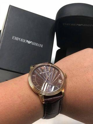 5aa709974a6b Authentic Emporio Armani Watch