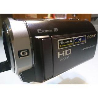 SONY HD攝影機 HDR-CX350