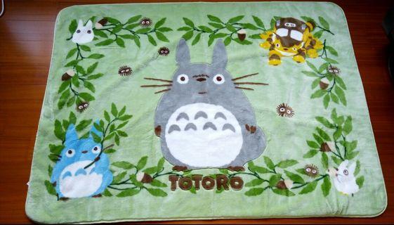 🚚 Totoro 龍貓大地毯 130公分 * 180 公分
