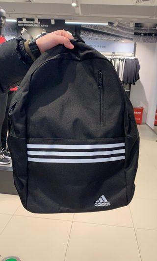 Adidas Original Black Backpack
