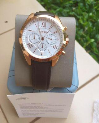 NWT Fossil Watches good deal
