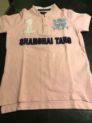 New Shanghai Tang TShirt for girls