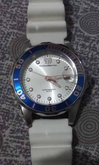 Technomarine women's analog watch
