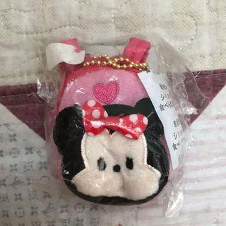 Minnie背包造型匙鏈散紙包