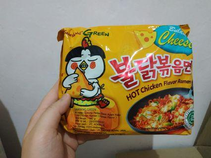 Samyang Cheese Ramen