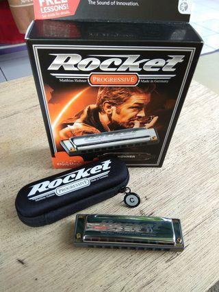 Harmonika HOHNER ROCKET PROGRESSIVE key C