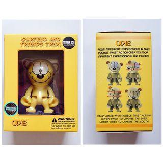 加菲貓絶版figure Odie 阿的 全新 2.5吋 可面交或郵寄