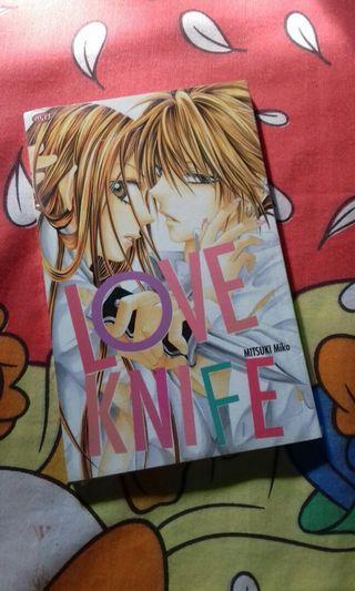 Love Knife by MITSUKI Miko