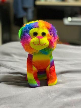 Brand new 20cm Colourful Stuffed Toy
