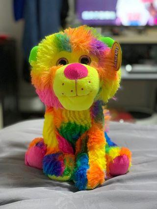 Colourful 30cm Stuffed Toy
