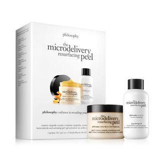 NEW - Philosophy Microdelivery Peel Kit RRP $99