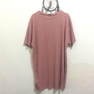 Zara Broken Pink Dress