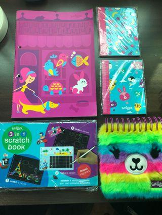 Smiggle Bundle - 5 Books 📚