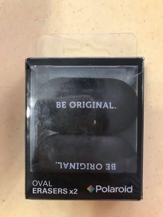 🚚 Polaroid Black Eraser