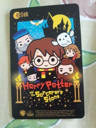 $11 Harry Potter Ezlink Card