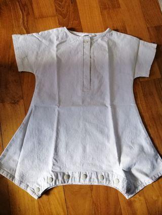 🚚 Whimsigirl Baby kurung onesie
