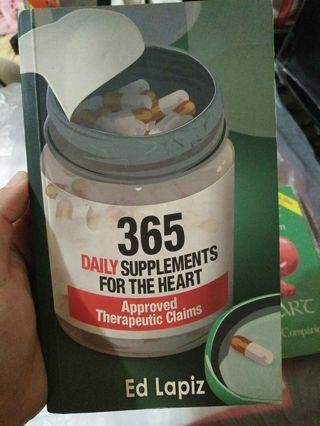 365 Daily Supplements for the Heart