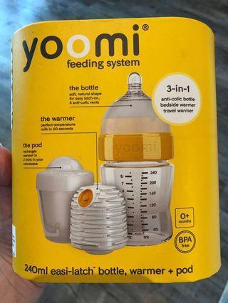 Yoomi Self Heating Milk Bottle