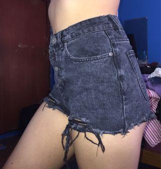 denim shorts factorie